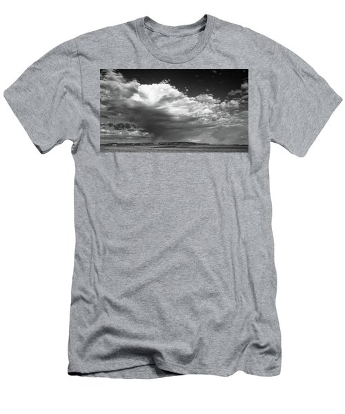 Clouds Along Indian Route 13 Men's T-Shirt (Athletic Fit)