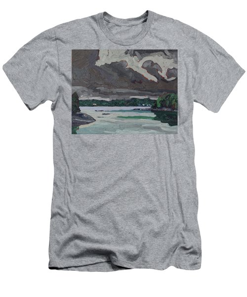 Clouds And Drizzle Men's T-Shirt (Athletic Fit)