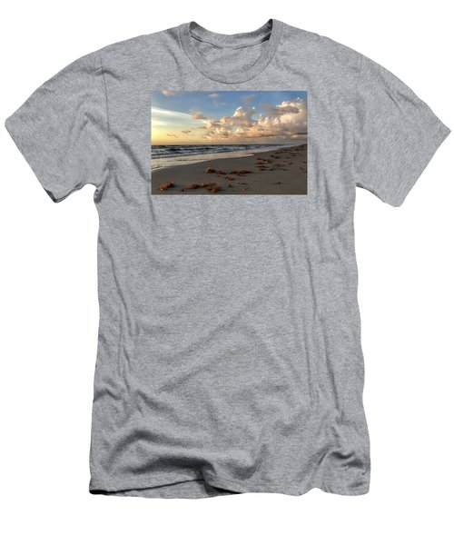 Cloudy Horizon  Men's T-Shirt (Athletic Fit)