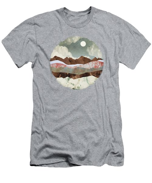 Cloudy Night Men's T-Shirt (Athletic Fit)