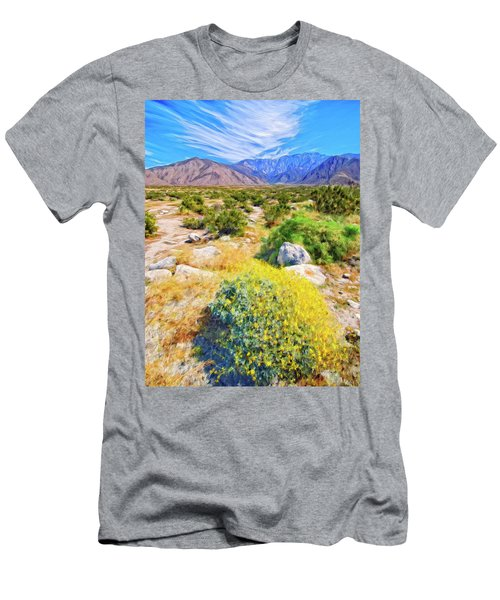 Coachella Spring Men's T-Shirt (Athletic Fit)