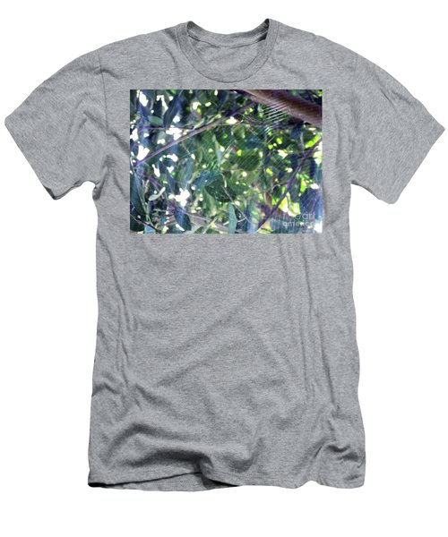 Cobweb Tree Men's T-Shirt (Athletic Fit)