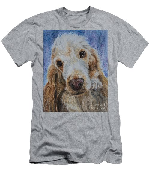 Cocker Spaniel Love Men's T-Shirt (Athletic Fit)