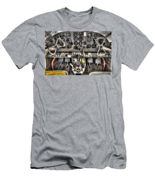 Cockpit Men's T-Shirt (Athletic Fit)