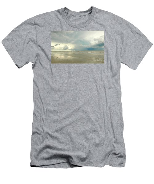 Men's T-Shirt (Slim Fit) featuring the photograph Coco Beach by Raymond Earley