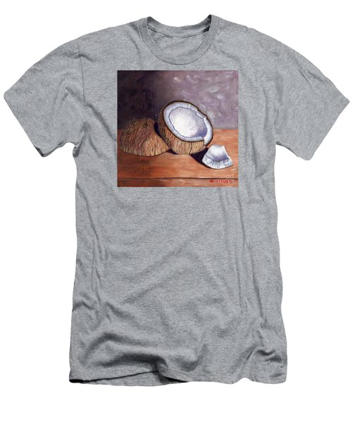 Coconut Anyone? Men's T-Shirt (Athletic Fit)