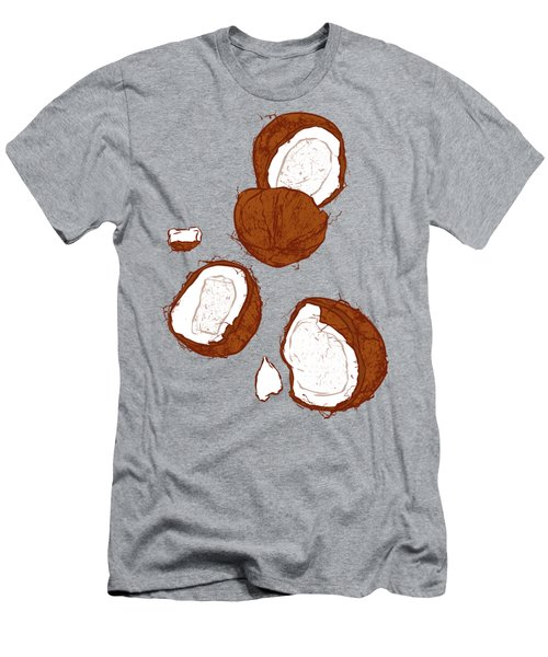 Coconut Men's T-Shirt (Athletic Fit)