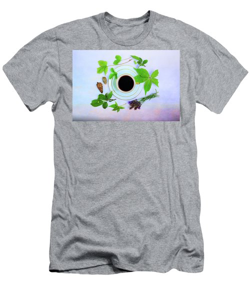 Coffee Delight Men's T-Shirt (Athletic Fit)