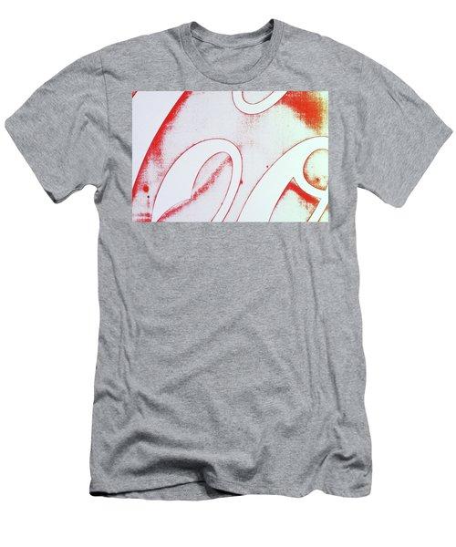Coke 2 Men's T-Shirt (Slim Fit) by Laurie Stewart