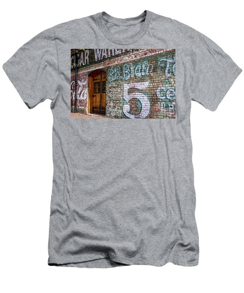 Coke And 5 Cent Cigars Men's T-Shirt (Athletic Fit)