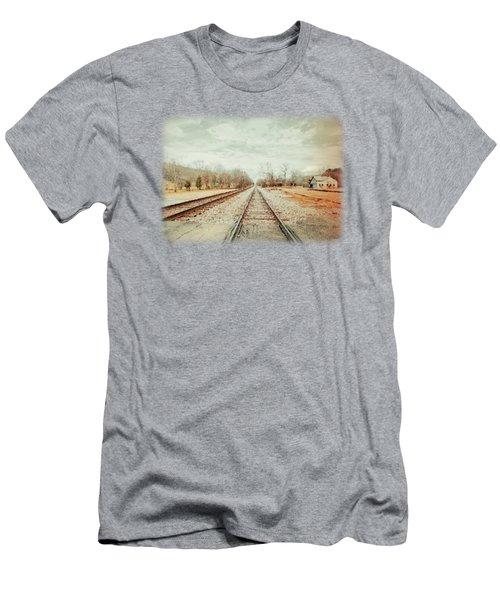 Col. Larmore's Link Men's T-Shirt (Athletic Fit)
