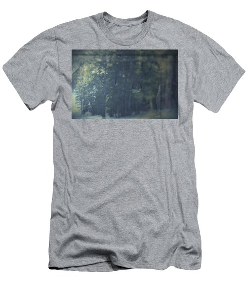 Men's T-Shirt (Slim Fit) featuring the photograph Collect by Mark Ross
