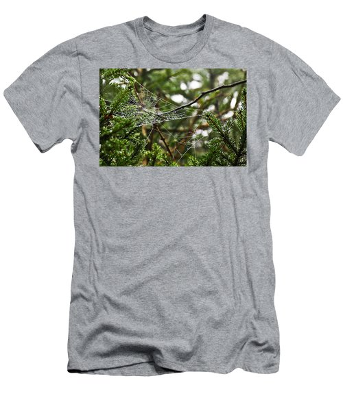 Collecting Raindrops Men's T-Shirt (Athletic Fit)