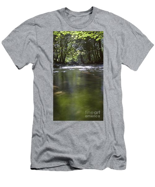 Colligan River 3 Men's T-Shirt (Athletic Fit)