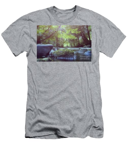 Colligan River Dream 2 Men's T-Shirt (Athletic Fit)
