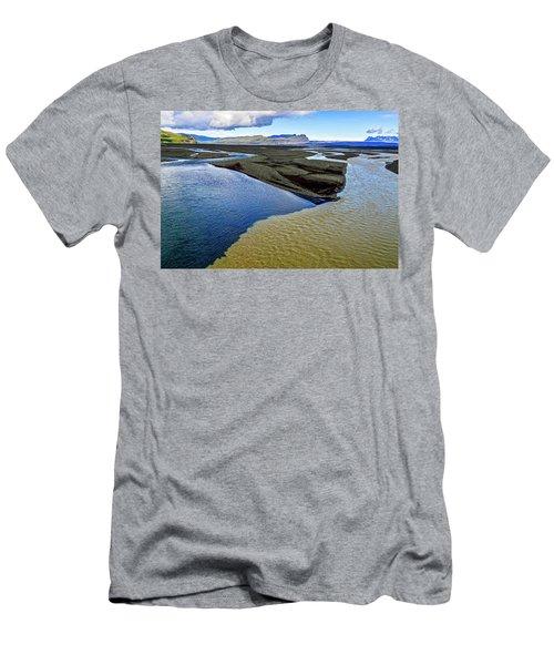 Collision Men's T-Shirt (Athletic Fit)