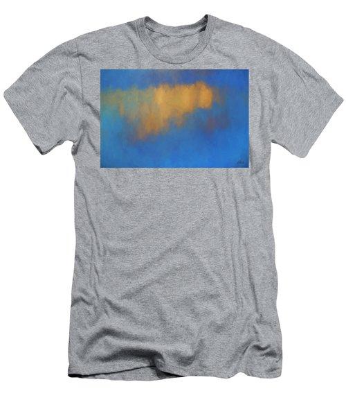 Color Abstraction Lvi Men's T-Shirt (Athletic Fit)