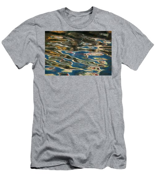 Men's T-Shirt (Athletic Fit) featuring the photograph Color Abstraction Lxxv by David Gordon