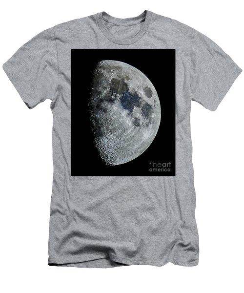 Color Moon Men's T-Shirt (Athletic Fit)
