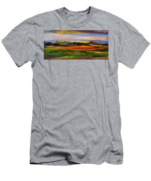 Color Your World    #58 Men's T-Shirt (Athletic Fit)
