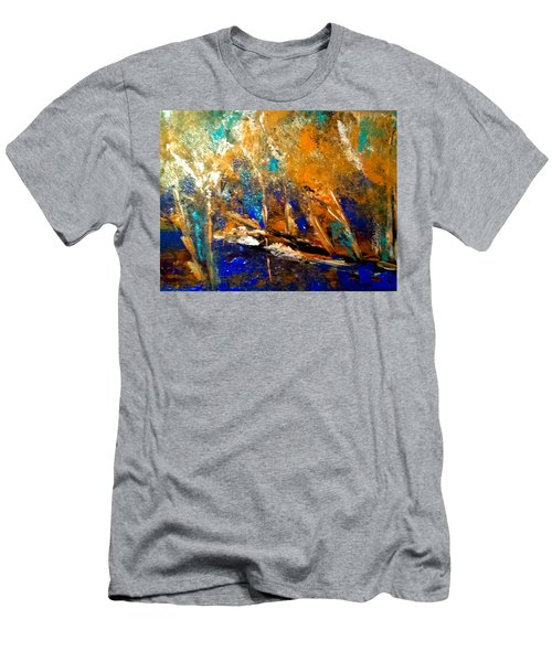 Colorado Aspen Men's T-Shirt (Athletic Fit)