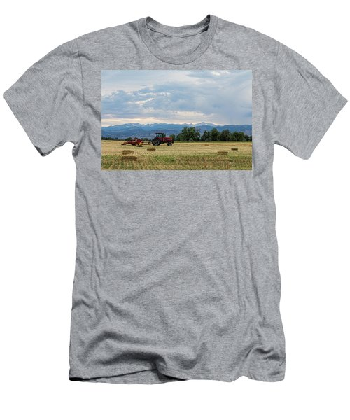 Men's T-Shirt (Athletic Fit) featuring the photograph Colorado Country by James BO Insogna