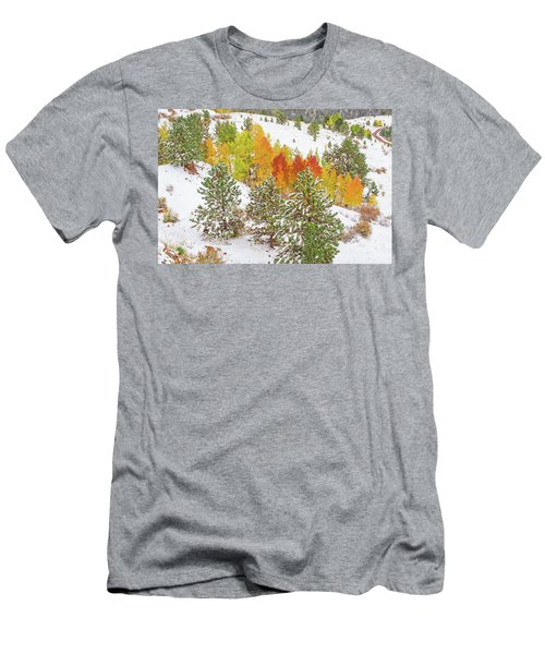Colorado Is Stunningly Beautiful. Here's One Example Among Countless Others.  Men's T-Shirt (Athletic Fit)