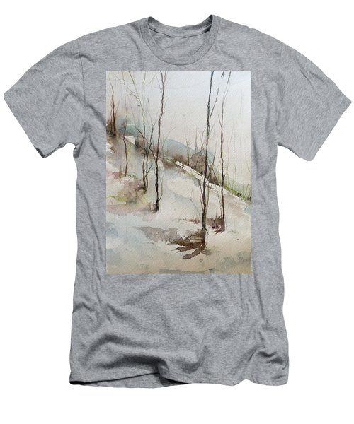 Colorado Morning Men's T-Shirt (Slim Fit) by Robin Miller-Bookhout