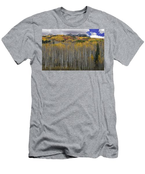 Colorado Splendor Men's T-Shirt (Slim Fit) by Gary Lengyel