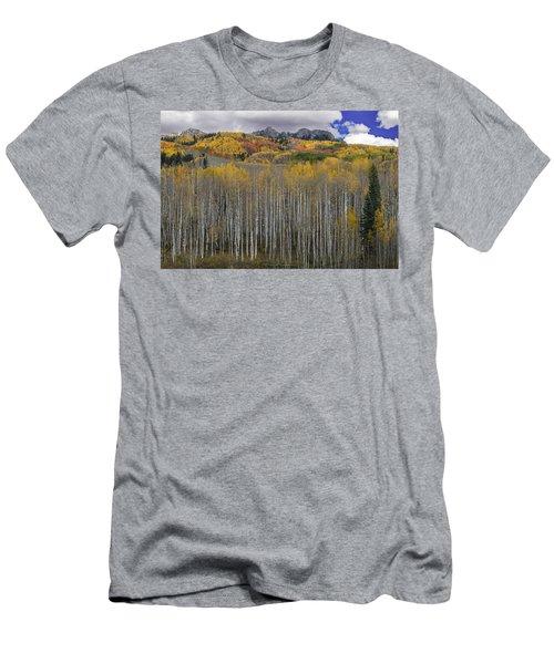 Colorado Splendor Men's T-Shirt (Athletic Fit)