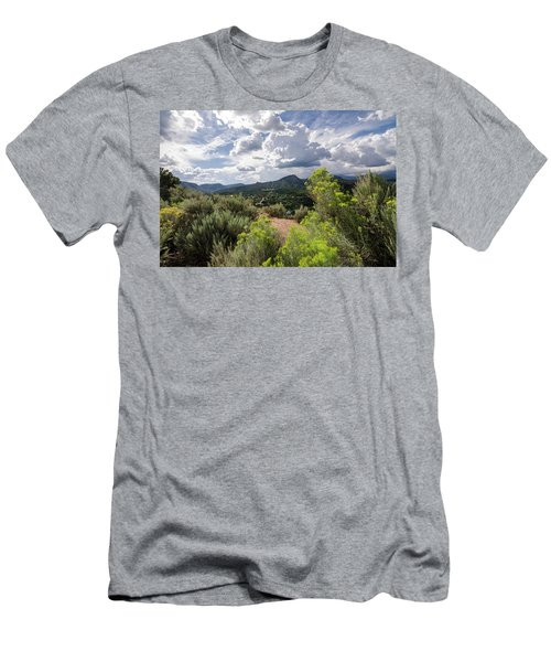 Colorado Summer Men's T-Shirt (Athletic Fit)
