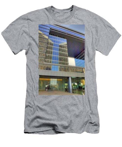 Colorful La Men's T-Shirt (Athletic Fit)