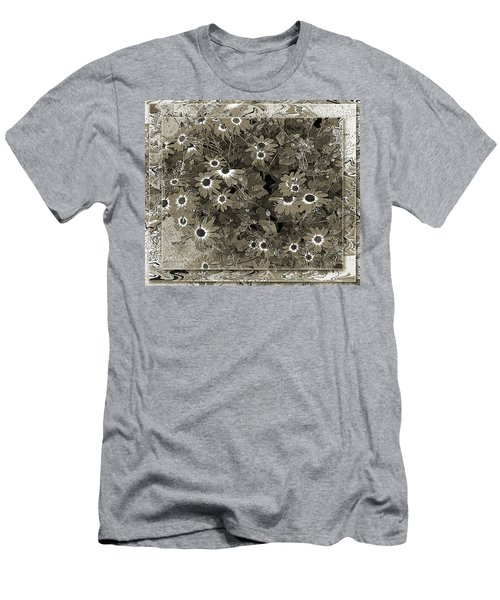 Men's T-Shirt (Slim Fit) featuring the photograph Color Me, Please by Barbara R MacPhail