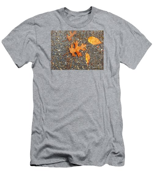 Colors Of Autumn In Montreal Men's T-Shirt (Athletic Fit)