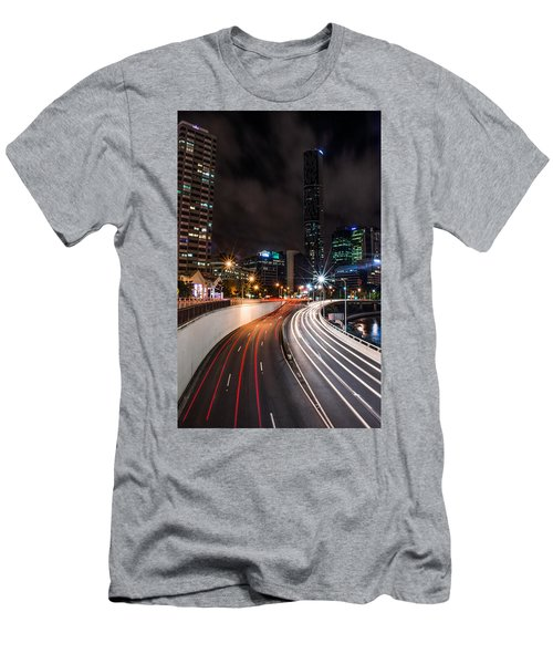 Colors Of The City Men's T-Shirt (Athletic Fit)