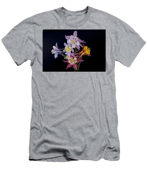 Columbine Medley Men's T-Shirt (Athletic Fit)