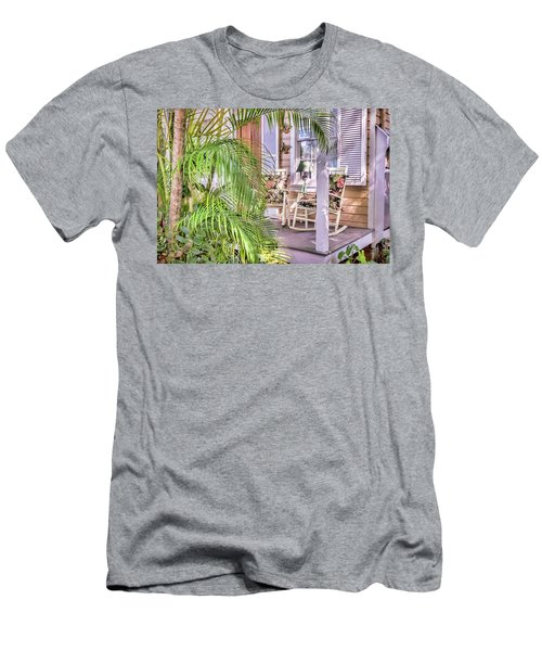 Come And Sit Awhile Men's T-Shirt (Athletic Fit)