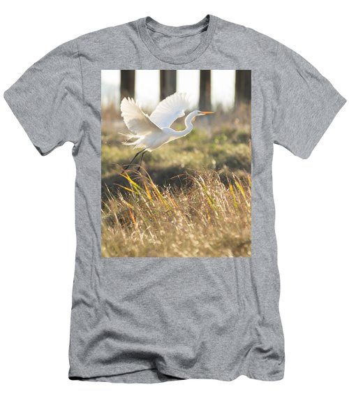 Men's T-Shirt (Athletic Fit) featuring the photograph Come Fly With Me by Julie Andel