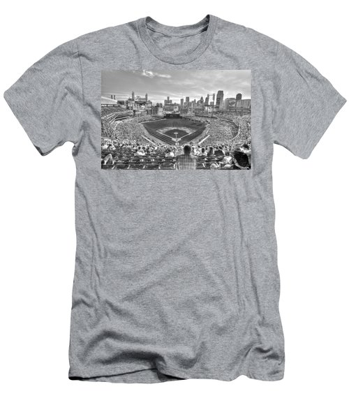 Comerica Park Men's T-Shirt (Athletic Fit)
