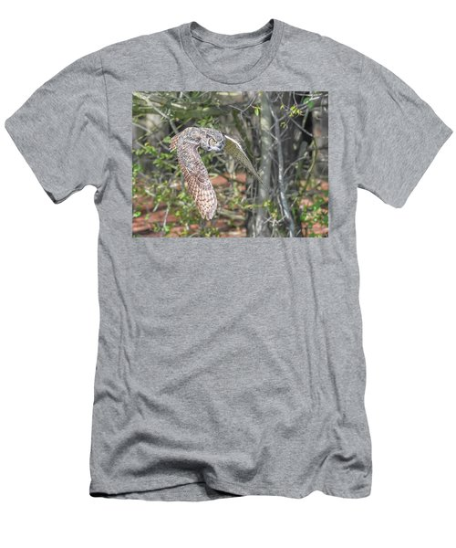 Coming Out Of The Woods Men's T-Shirt (Athletic Fit)