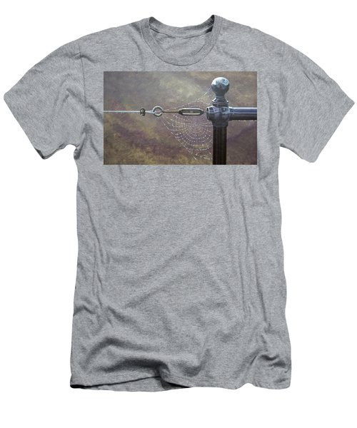 Comparative Engineering Men's T-Shirt (Slim Fit) by Laurie Stewart