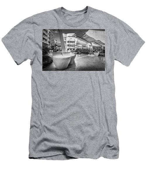 Concrete Seats. Men's T-Shirt (Athletic Fit)