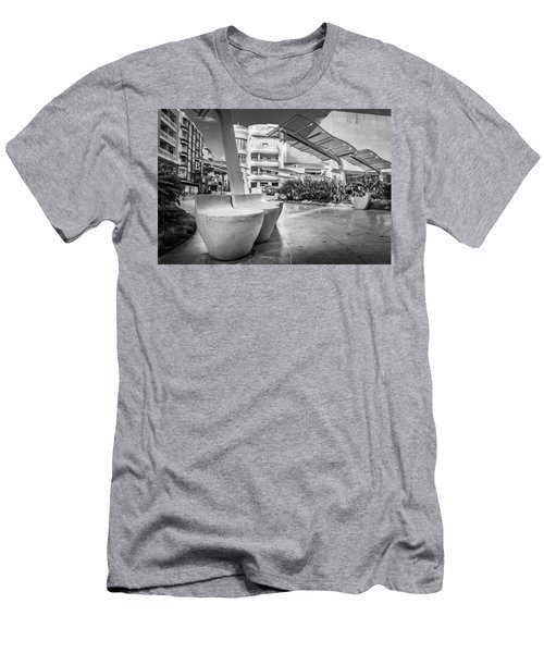 Concrete Seats. Men's T-Shirt (Athletic Fit)
