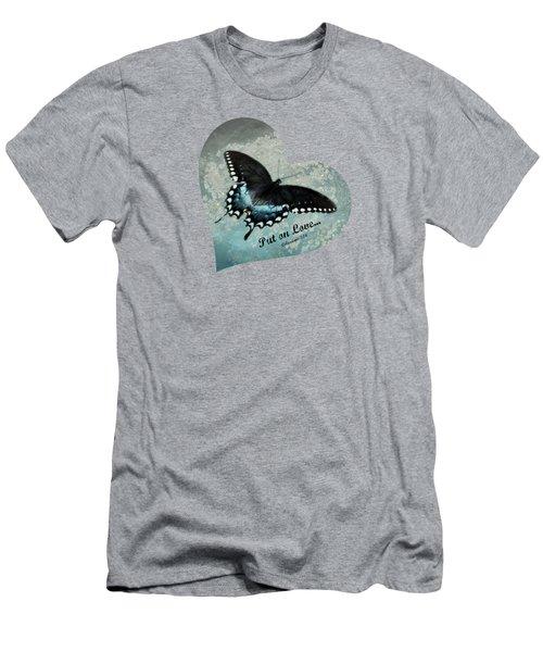 Confidante - Verse Men's T-Shirt (Athletic Fit)