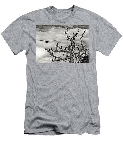 Congress Of Vultures Men's T-Shirt (Athletic Fit)