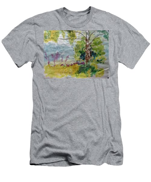 Cool Summer Clearing Men's T-Shirt (Athletic Fit)