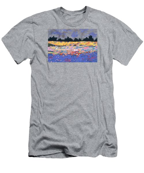 cooney sunset I Men's T-Shirt (Athletic Fit)