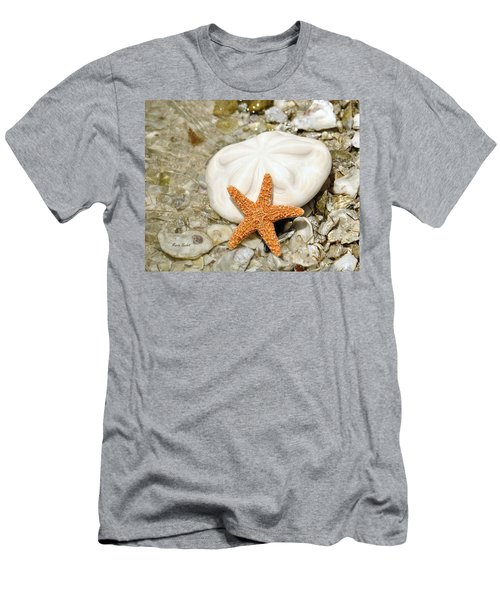 Core Of The Reef Men's T-Shirt (Athletic Fit)