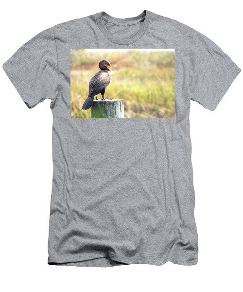 Cormorant Men's T-Shirt (Athletic Fit)