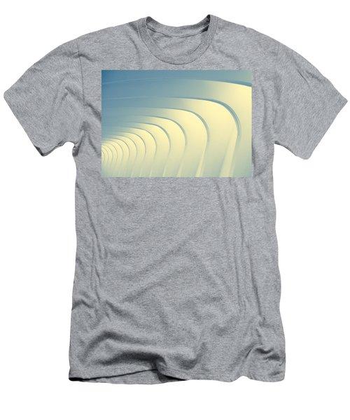 Corridoio D'incurvatura Men's T-Shirt (Athletic Fit)
